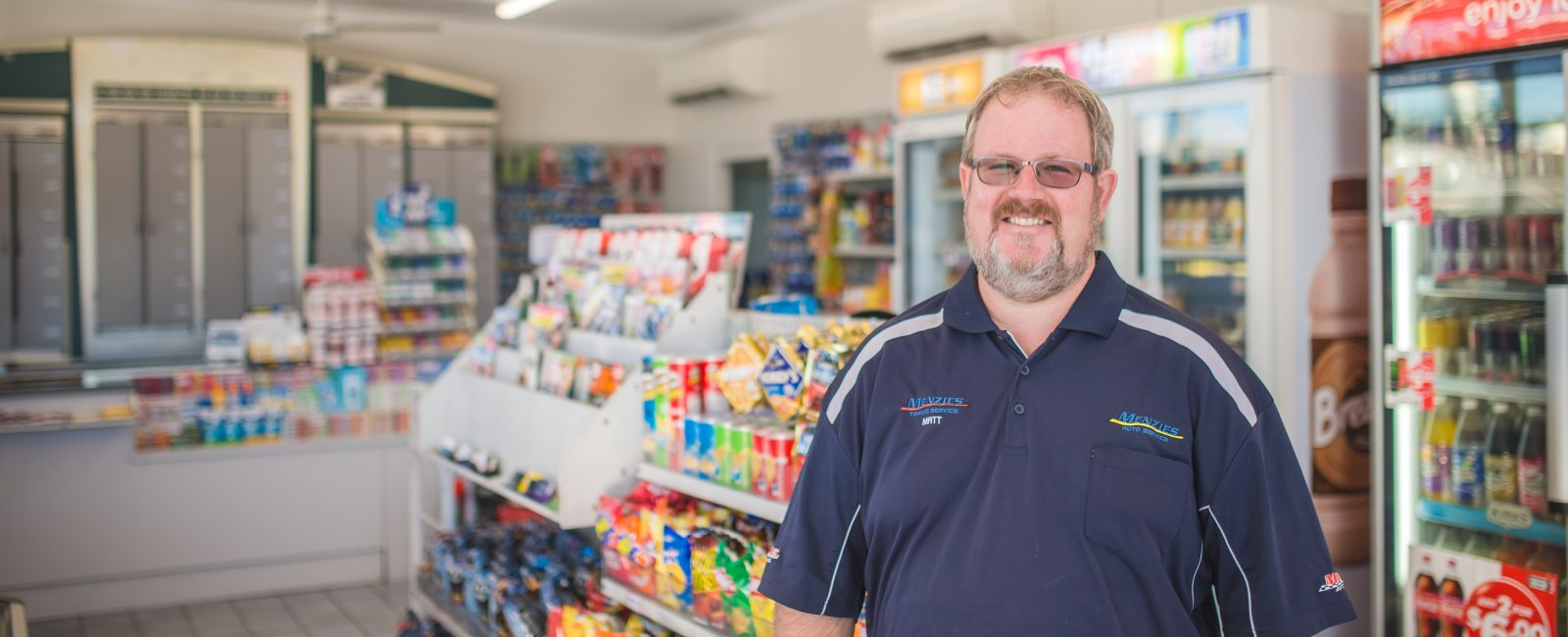 Convenience Store North Rockhampton