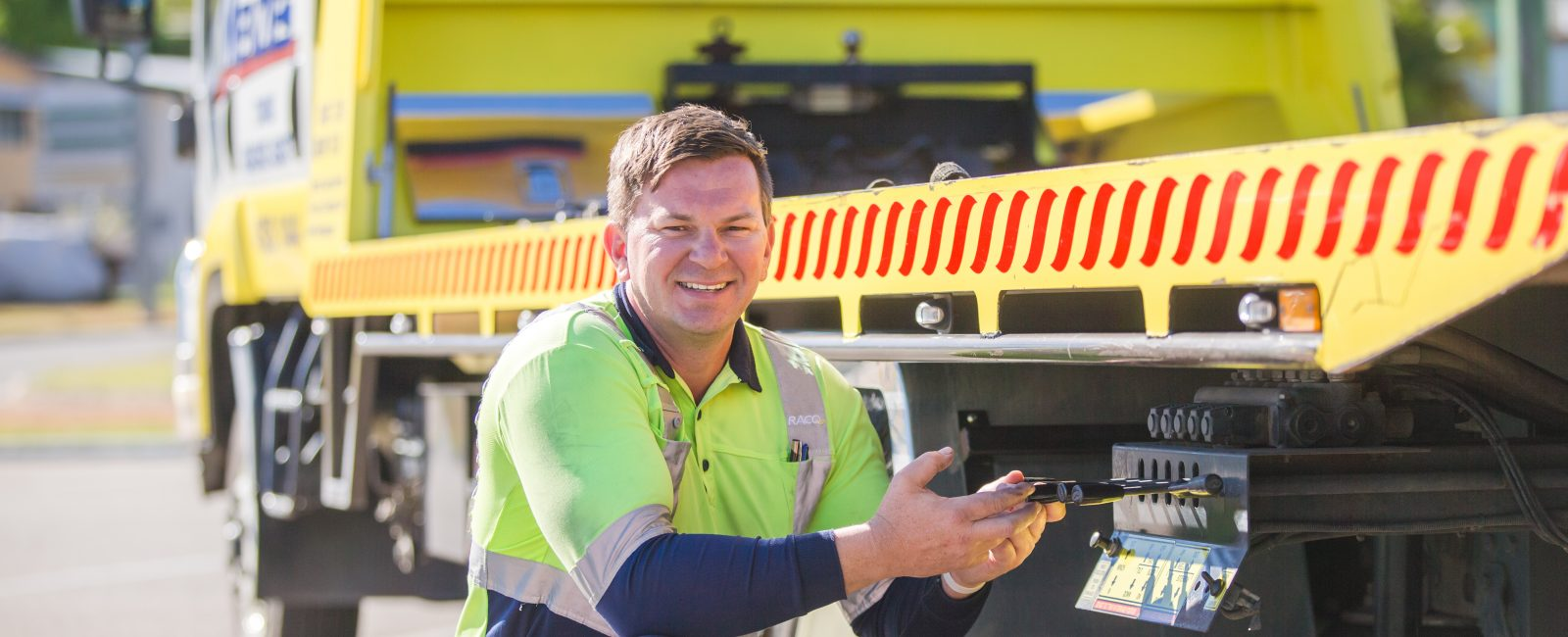 Central Queensland Towing Services